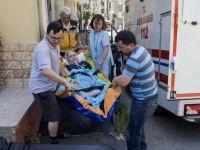 ALS hastaları pikniğe ambulanslarla getirildi