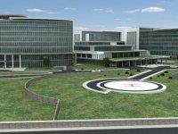 Eskişehir Şehir Hastanesinde sona doğru, bu yıl hizmete girecek!