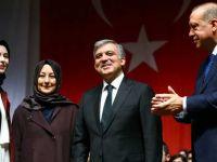 Abdullah Gül'ün gelini 'doktor' oldu