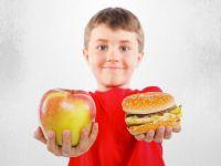 Kilolu çocuklara dikkat