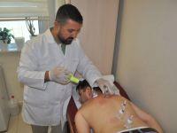 Devlet hastanesinde hacamat ve akupunktur polikliniği açıldı