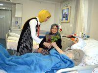 Safranbolu Devlet Hastanesi'nde, otel konforunda sağlık hizmeti