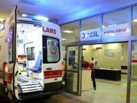 Yemekten zehirlenen 346 işçi hastaneye kaldırıldı