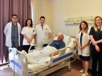 Felç olan hasta tedavisinin ilk yarım saatinde tamamen düzeldi