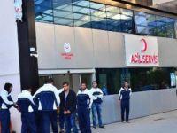 Malatya'da hastaneye kaldırılan 20 asker taburcu edildi