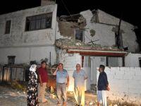 Ege'de gece yarısı şiddetli deprem! 2 ölü 90 yaralı var