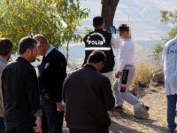 Kayseri'de yanmış erkek cesedi bulundu