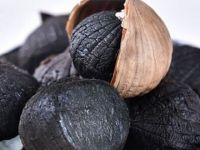 Sarımsağı siyaha dönüştürüp kilogramını 150 liradan satıyor