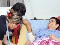 Siirt'te 'evde fizik tedavi ve rehabilitasyon' hizmeti