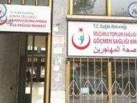 Göçmenler için sağlık merkezi kurulacak
