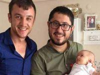 Kazada ölen genç futbolcu 2 ay önce baba olmuştu