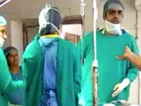 Ameliyat masasındaki doktorların kavgası bebeği öldürdü