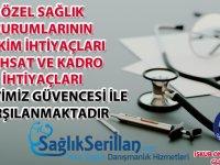 Özel Sağlık Kurumları Dikkatine