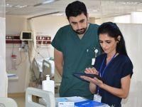Diyarbakır'da 'kağıtsız hastane' dönemi başladı