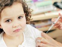 Tüm çocukluk aşıları tek iğneye sığabilir