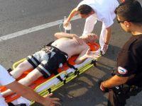 Denizde kalp krizi geçiren yaşlı adam öldü