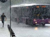 Son dakika... İstanbul'lular dikkat! Yağış başladı, dolu görülebilir