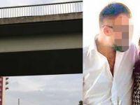Beşiktaş'ta bebeğini üstgeçitten atan babaya müebbet hapis