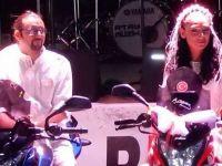 Motosikletli hemşire, kazazedeye ilk müdahaleyi yaptı