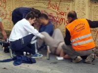 Okul hizmetlisi dehşet saçtı: 2 yaralı