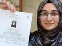 Sınavı geçersiz sayılan astım hastası hayaline kavuştu