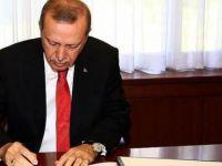 Erdoğan iki üniversiteye rektör atadı!