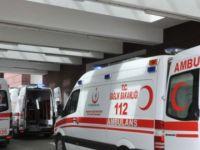 Kırıkkale'deortaokulda çok sayıda öğrenci tuz ruhundan etkilendi