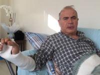 Saldırıya uğrayan diş hekimi ağır yaralandı