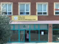 Kantinci okulda ölü bulundu