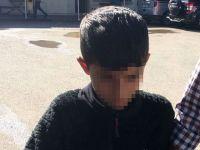 13 yaşındaki çocuk uyuşturucu satarken yakalandı