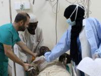 Türk doktorlarından Sudan'da 500 göz ameliyatı