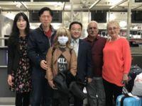 Kanser hastası Ayşe'nin Güney Kore hayali gerçek oldu