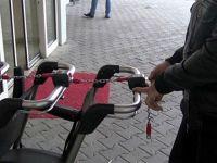 Bu devlet hastanesinde tekerlekli sandalye ücretli