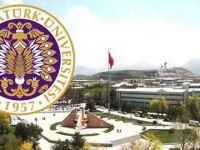 Üniversite'den 'skandal tez' açıklaması