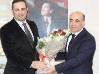 Erzincan'da yeni İl Sağlık Müdürü Yrd. Doç. Dr. Erkan Hirik oldu
