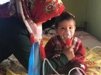 1,5 yaşındaki Muhammed ilik nakli ameliyatı için yardım bekliyor