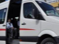 Servis şoförü, öğrencilere cinsel tacizden tutuklandı
