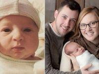 Tüp bebek tedavisinde bir ilk! Annesinden 1 yaş küçük