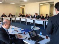 Ankara Bilkent Şehir Hastanesi planlama toplantısı yapıldı