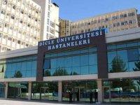 Dicle Üniversitesi 99 sözleşmeli sağlık personeli alımı yapacak