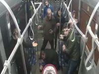 Otobüs şoförü 10 aylık bebeğin hayatını kurtardı
