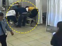 Acil serviste sedyeden düşürülen hasta öldü