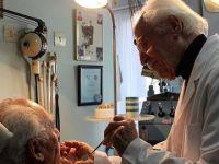'Diş'ini tırnağına takarak 60 yıldır çalışıyor