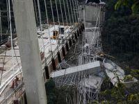 Köprü inşaatında facia: 9 ölü, 8 yaralı