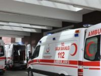 Mersin'de otoparkta yeni doğmuş bebek bulundu