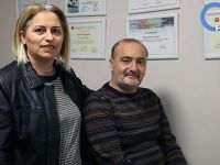 Diyabet böbreğini kaybettirdi eşi imdada yetişti