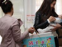 'Merhaba Bebek' projesi 3 bin aileyi sevindirdi