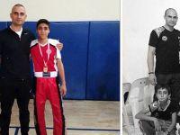 Başına darbe alan genç sporcu hayatını kaybetti