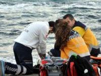 Tekirdağ'da bir adam koşarak denize atlayıp intihar etti
