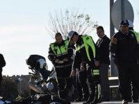 Cezaevi nakil aracı ile çarpışan motosikletteki çift yaşamını yitirdi